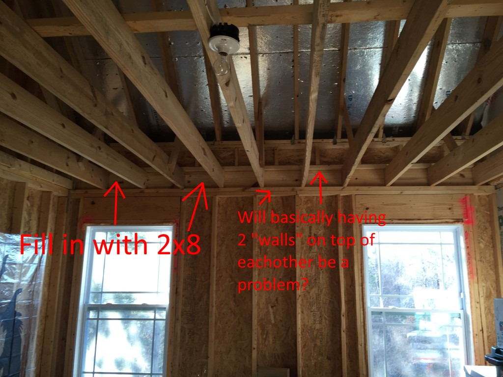 Raising Ceiling Building Amp Construction Diy Chatroom